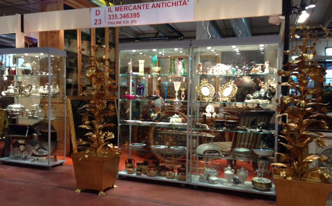 Il mercante antichit alla mostra mercante in fiera di parma for Mercante in fiera parma